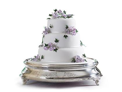 سفارش کیک عروسی - کیک عروسی ماهدیس | کیک آف