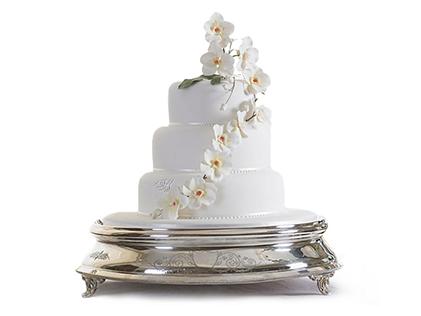 سفارش کیک مراسم - کیک کیک سالگرد ازدواج سیمرخ | کیک آف