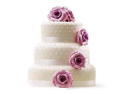 سفارش کیک عروسی - کیک عروسی سارینا | کیک آف