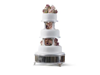 سفارش کیک عروسی - کیک عروسی نوشین | کیک آف