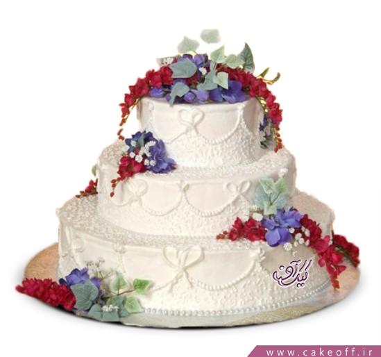 بهترین کیک های عروسی  - کیک گوهرنگار | کیک آف