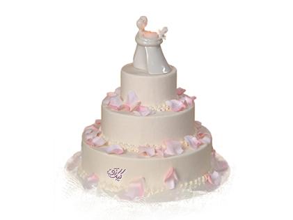 کیک عروسی جدید - کیک سالگرد ازدواج واله | کیک آف