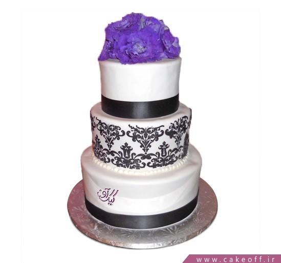 سفارش کیک عقد - کیک عقد آمیتیس | کیک آف