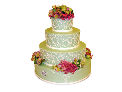 کیک نامزدی