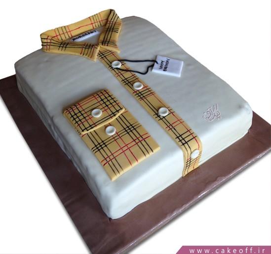 کیک پیراهن مردانه هیرو