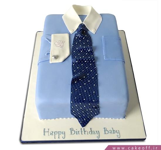 کیک تولد همسر مهربان