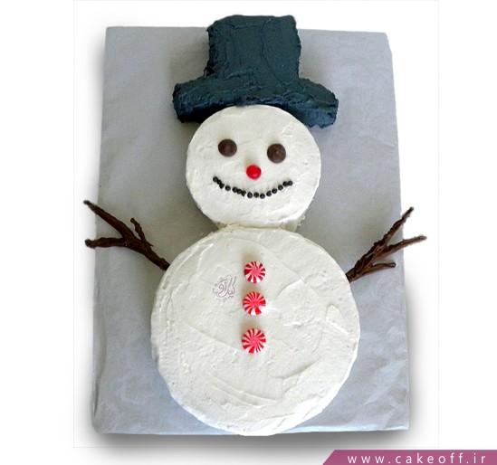 کیک کریسمس امسال