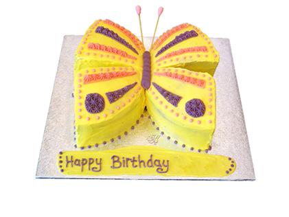 سفارش کیک تولد در اصفهان - کیک تولد روژمان | کیک آف