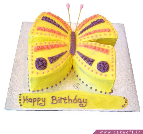 کیک تولد روژمان