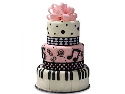 کیک تولد خاص - کیک تولد یانی | کیک آف
