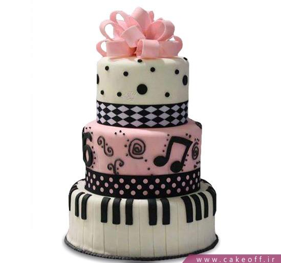 کیک تولد یانی