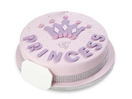 کیک تولد پرنسس من | کیک آف
