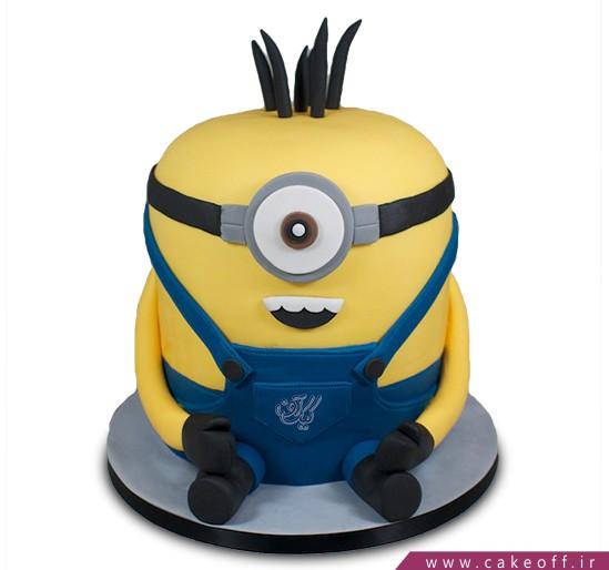 کیک مینیون ریلکس