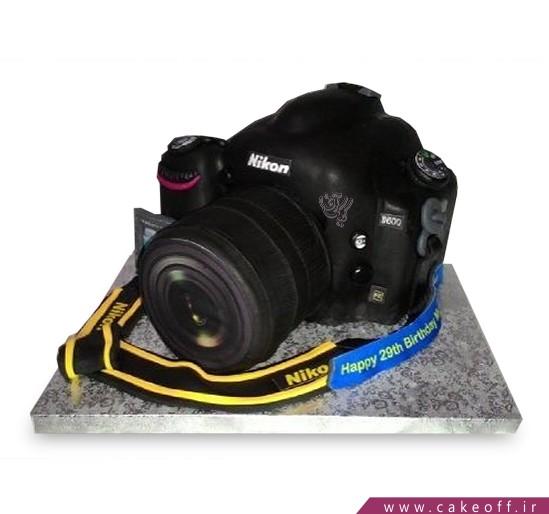 کیک دوست عکاسم