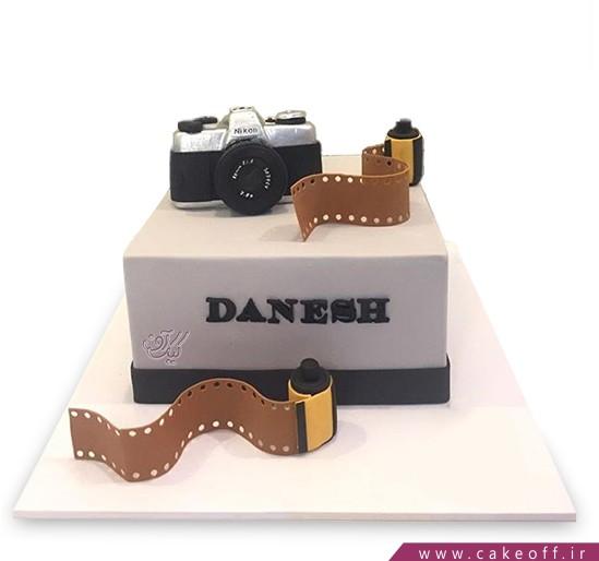 کیک عمو عکاس