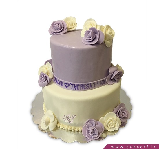 سفارش کیک تولد - کیک یاس | کیک آف