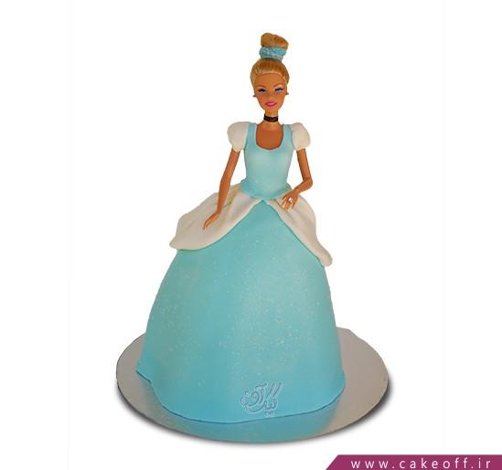 کیک سیندرلا برنزه