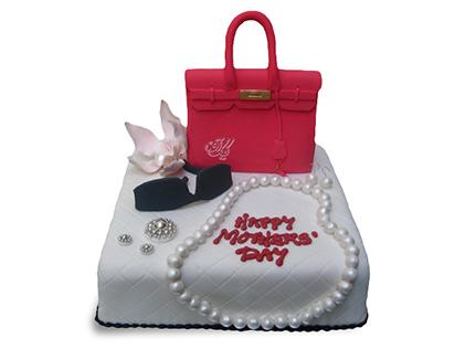 سفارش کیک روز مادر - کیک ست مامان | کیک آف