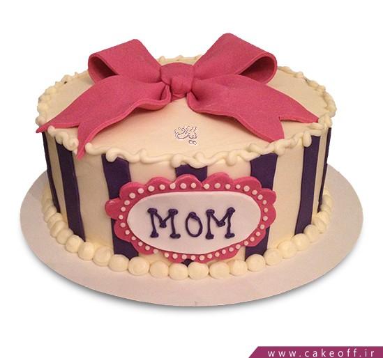کیک روز مادر - کیک فریبا | کیک آف