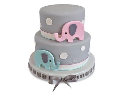 کیک تعیین جنسیت نوزاد ویچ وان | کیک آف