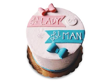 کیک تعیین جنسیت