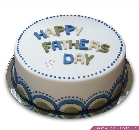 کیک روز پدر سامیار