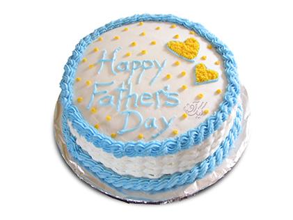 کیک روز پدر - کیک بهترین بابا | کیک آف