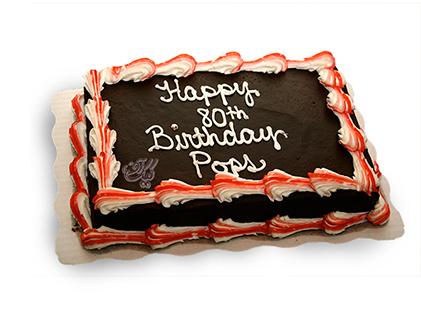 کیک تولد بهراد - سفارش اینترنتی کیک | کیک آف