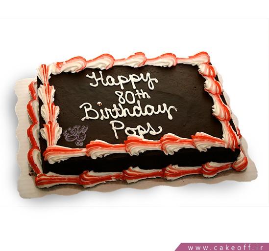 کیک تولد بهراد - سفارش اینترنتی کیک   کیک آف