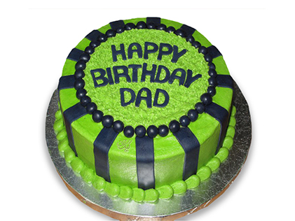 سفارش کیک روز های خاص - کیک پدرم | کیک آف
