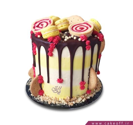 خرید اینترنتی کیک - کیک هانی 2 | کیک آف