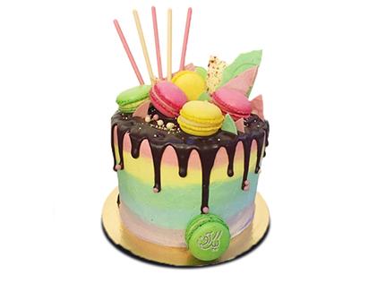 جدیدترین کیک تولد - کیک تولد شهر فرنگ | کیک آف