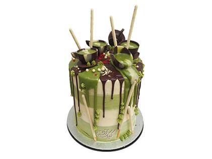 انواع کیک تولد - کیک تولد سیوان | کیک آف