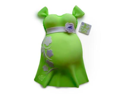 کیک بارداری سبزین مامان | کیک آف