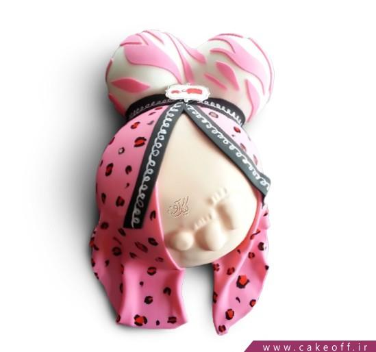 کیک بارداری مامان منتظر | کیک آف