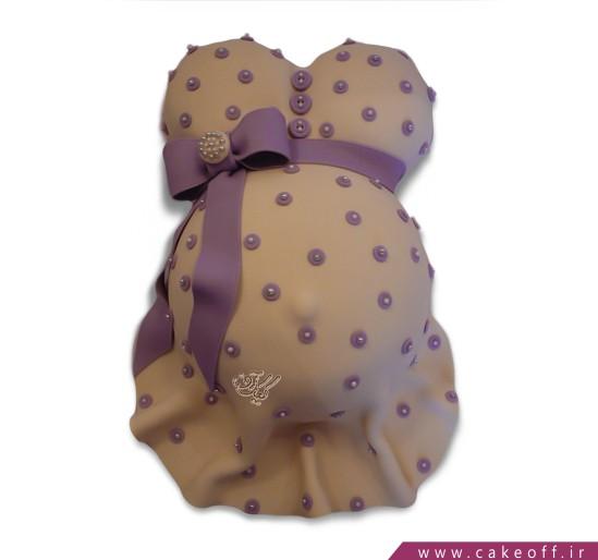 کیک مامان باردار من
