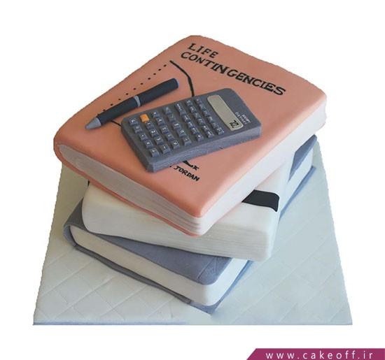 کیک حسابدار پر مشغله