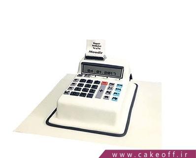 کیک حسابدار باشی | کیک آف