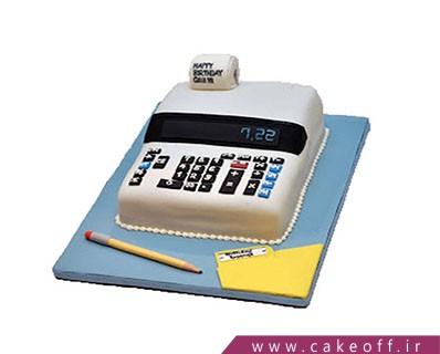 کیک حسابداری - کیک چرتکه هوشمند | کیک آف