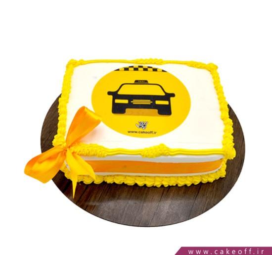 کیک تصویری تاکسیرانی
