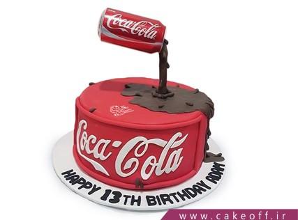 کیک خاص - کیک پپسی کولا | کیک آف