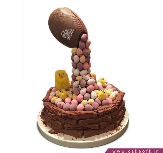 کیک خاص - کیک شکلات ریز | کیک آف