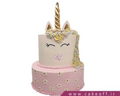کیک دخترانه