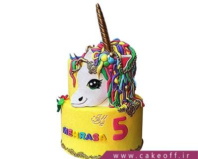 کیک اسب تک شاخ 2 | کیک آف