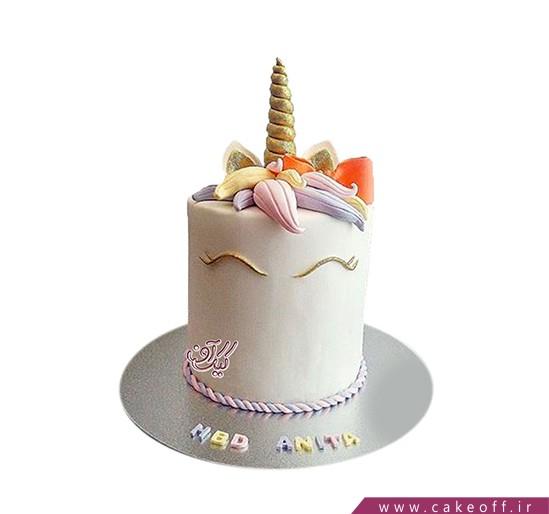 کیک اسب تک شاخ 3 | کیک آف
