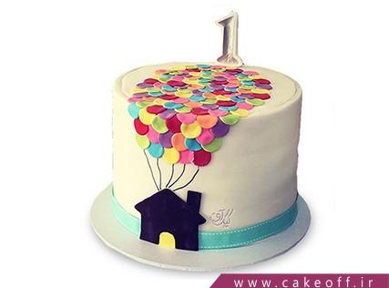 کیک کارتونی - کیک کارتون آپ 10 | کیک آف