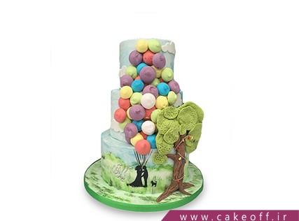 کیک کارتونی - کیک کارتون آپ 6 | کیک آف