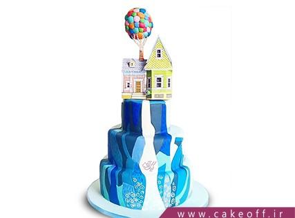 کیک کارتونی - کیک کارتون آپ 7 | کیک آف