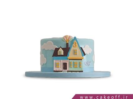 کیک کارتونی - کیک کارتون آپ 1 | کیک آف