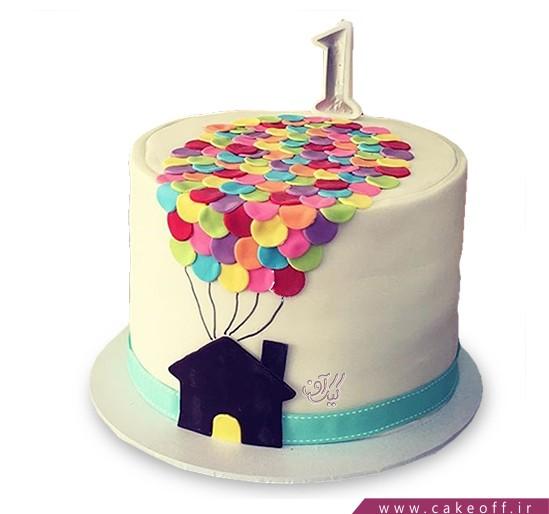 کیک کارتونی - کیک کارتون آپ ۱۰ | کیک آف